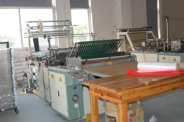 苏州pe袋厂房设备